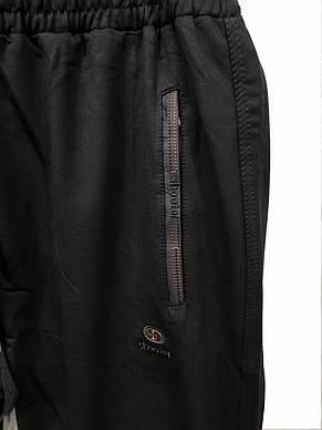 Брюки Shooter на манжетах мужские трикотажные спортивные штаны Шутер, фото 2