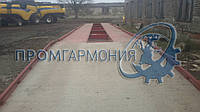 Весы автомобильные 6 метров 30 тонн, СВМ-А6-С30