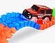 Распродажа! Конструктор, Magic Tracks 360 деталей, детская дорога + 2 машинки, фото 4