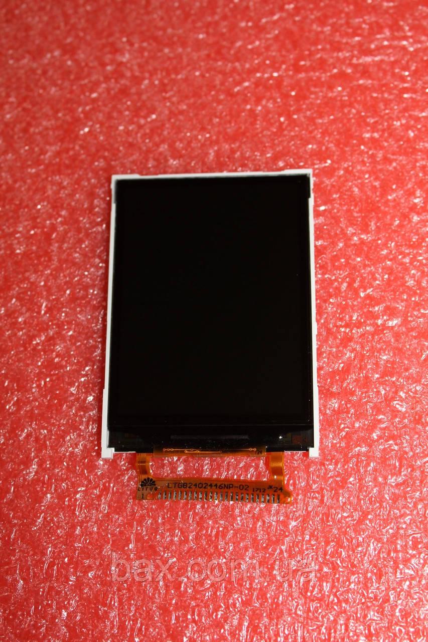 Bravis C242 дисплей (оригинальный) LTGB2402446NP-02; FPCA-HXB024A105-A0