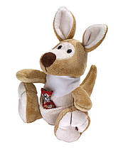Плюшеві кенгуру з м'яким хутром