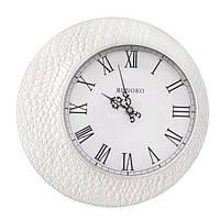 Кожаные часы белые Leather White