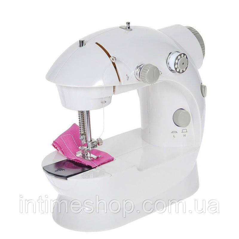 🔝 Мини швейная машинка 2 в 1 FHSM - 201, Sewing Machine с доставкой по Киеву и Украине | 🎁%🚚, фото 1