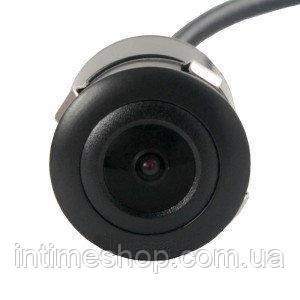 🔝 Камера заднего вида на авто, врезная, Car Rear View Camera 718L, для парковки   🎁%🚚