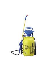🔝 Ручной опрыскиватель, для сада и огорода, Pressure Sprayer, Форте, 5 л.   🎁%🚚