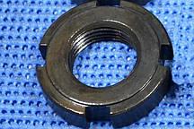 Гайка круглая шлицевая М22 DIN 1804