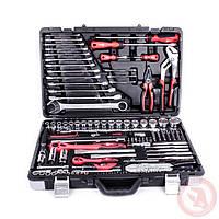 Профессиональный набор инструментов 145 ед. INTERTOOL (ET-7145)
