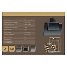 Комплект встроенной техники ELEGANT BE-60A31BK+ELEGANT IH 611 TA BK+Sweet Air HC922F-B, фото 3