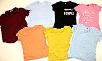 Секонд хенд футболки хб мужские и женские Оптом от 25 кг