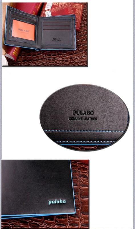 Мужской кошелек Pulabo