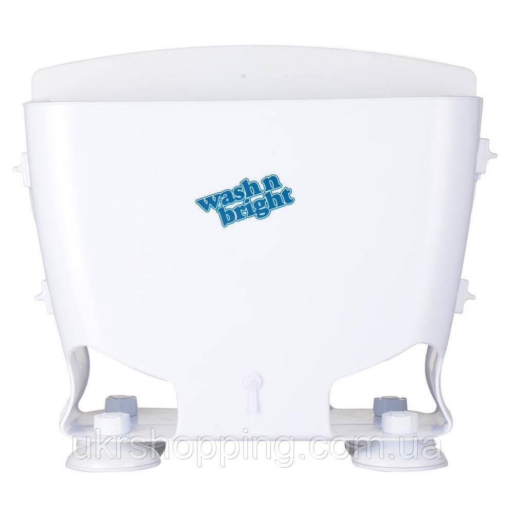 ✅ Минимойка для мытья посуды Wash n Bright, ручная посудомойка, с доставкой по Украине