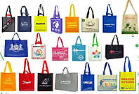 Сумка на заказ любой размер и цвет Сумки с логотипом Экосумки Екосумка спанбонд