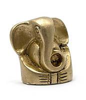Ганеша бронзовый (3х3х2 см) (ganesh computer med mt)