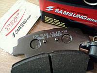 Тормозные колодки Samsung (страна производитель Корея)