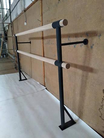 Станок хореографический (крепление в пол и в стену), фото 2