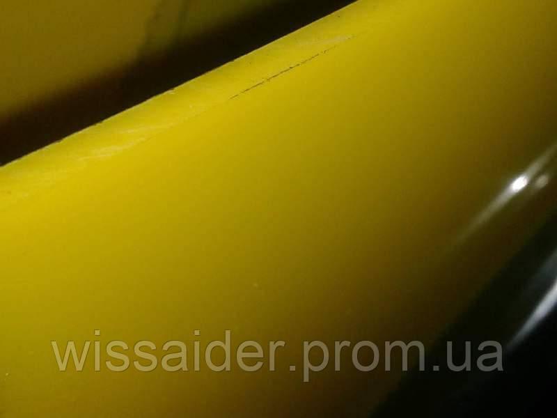 Листовой акрил (оргстекло) желтый. экструзия. 3,0 мм. (1023мм х 1523мм = 1,56м2)