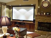 Экран для проектора 100″ (2,21 м*1,25 м) 16:9, фото 1
