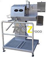 Проходная машина с модулем для дезинфекции рук с турникетом и ванной для дезинфекции подошв, фото 1