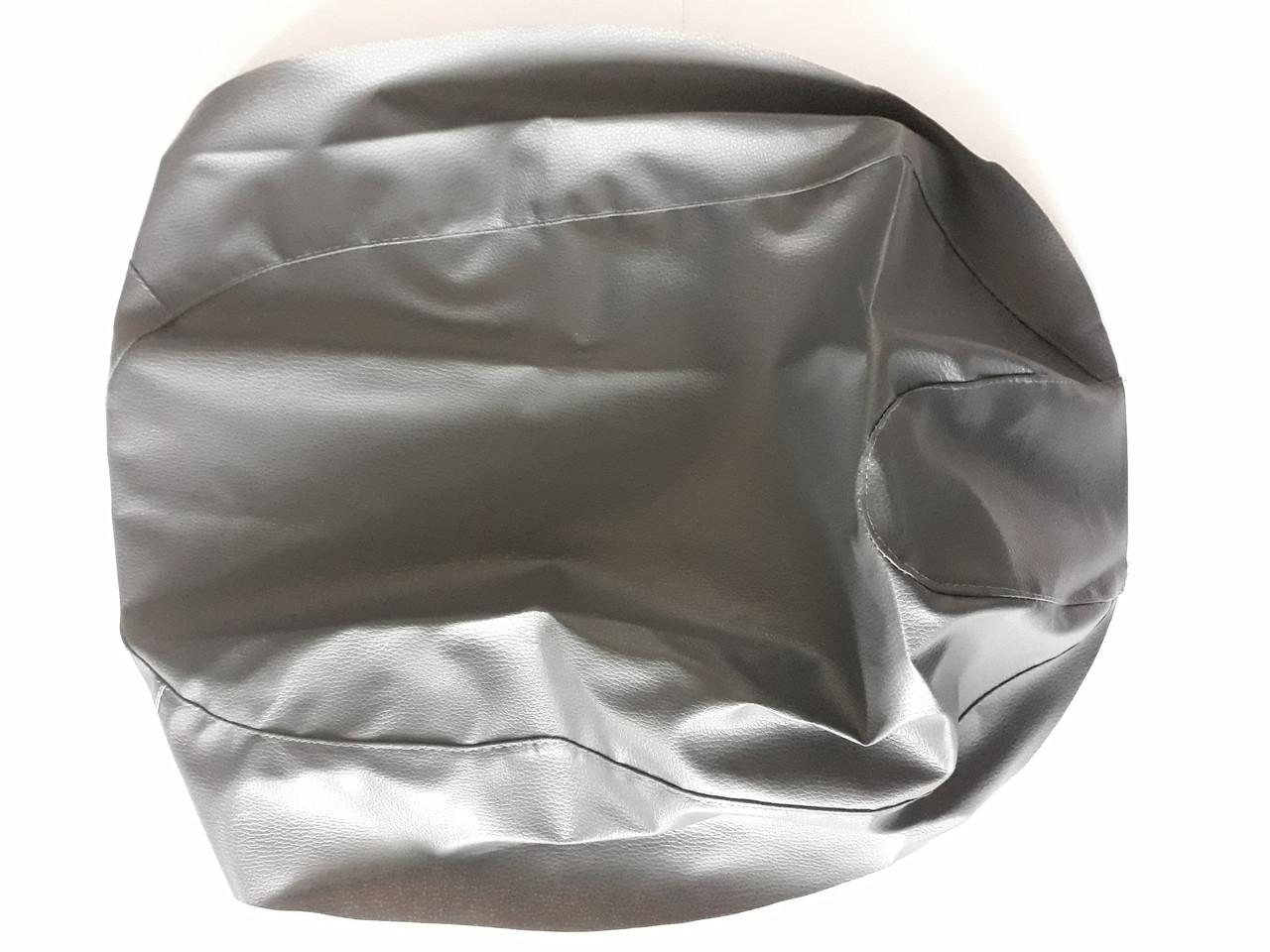 Чехол сиденья HONDA DIO AF-34/35 темно-серый, без канта JOHN DOE