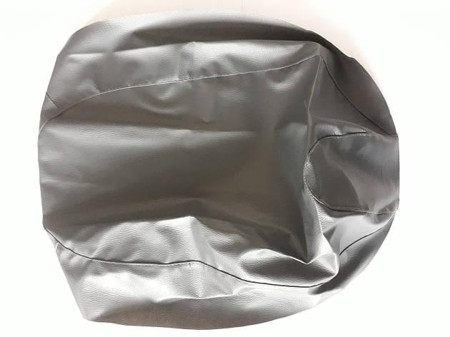 Чехол сиденья HONDA DIO AF-34/35 темно-серый, без канта JOHN DOE, фото 2