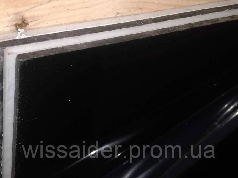 Листовой акрил (оргстекло) чёрный. экструзия. 3,0 мм. (1023мм х 1523мм = 1,56м2)
