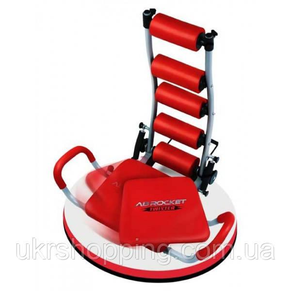 🔝 Аб Рокет Твистер - тренажер для пресса и спины (Ab Rocket Twister), с доставкой по Киеву, Украине | 🎁%🚚