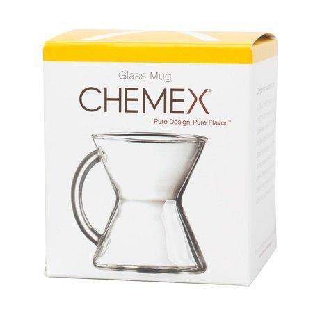 Cтеклянная кружка для кемекса Chemex (284 мл)