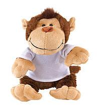 Плюшева мавпа з м'яким хутром