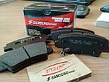 Тормозные колодки Samsung (страна производитель Корея), фото 2