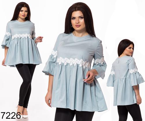 e3a441c798d Нарядная блузка рукав фонарик (белый) 827227 купить в Украине ...