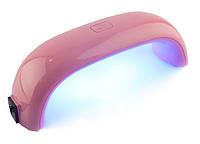 🔝 Машинка для маникюра, Mini LED Nail Lamp, лэд лампа для ногтей - сиреневая   🎁%🚚