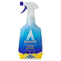 Средство Астониш  для чистки всех видов поверхностей от жира, пятен грязи Astonish Kitchen Cleaner 750 мл