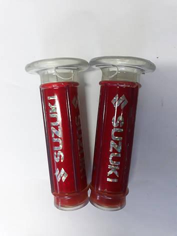 Ручка ZX-345 SUZUKI (пара), фото 2
