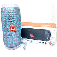 Портативная bluetooth колонка T&G 117, фото 1