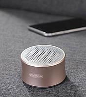 Портативная Bluetooth колонка JR-R9s золотой, фото 1