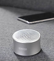 Портативная Bluetooth колонка Joyroom JR-R9s серебро, фото 1