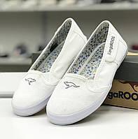fb469d4e Легкие текстильные мокасины Kangaroos р 29. Детская брендовая обувь.  Фирменные мокасины