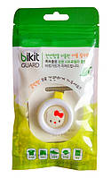 🔝 Защита от комаров для детей, клипса от комаров, Bikit Guard, цвет - желтый (китти) | 🎁%🚚, фото 1
