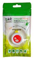 🔝 Детское средство от комаров, на открытом воздухе, Bikit Guard, цвет - желтый (заяц) | 🎁%🚚, фото 1