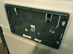 Клавиша для инсталляции Idevit53-01-04-031 матовый хром, фото 2