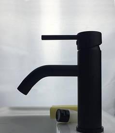 Смеситель для умывальника Art Design Nice 3456 черный