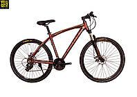 "Велосипед 27.5"" Fort Luxury DD 2019, фото 1"