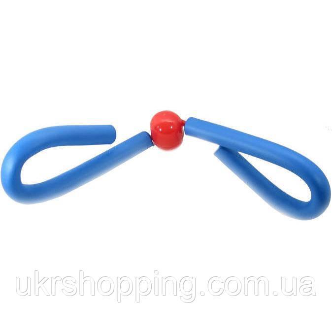 🔝 Тренажер для ног, Thigh Master,(Тай Мастер), эспандер, - синий.Вид, домашние тренажеры   🎁%🚚