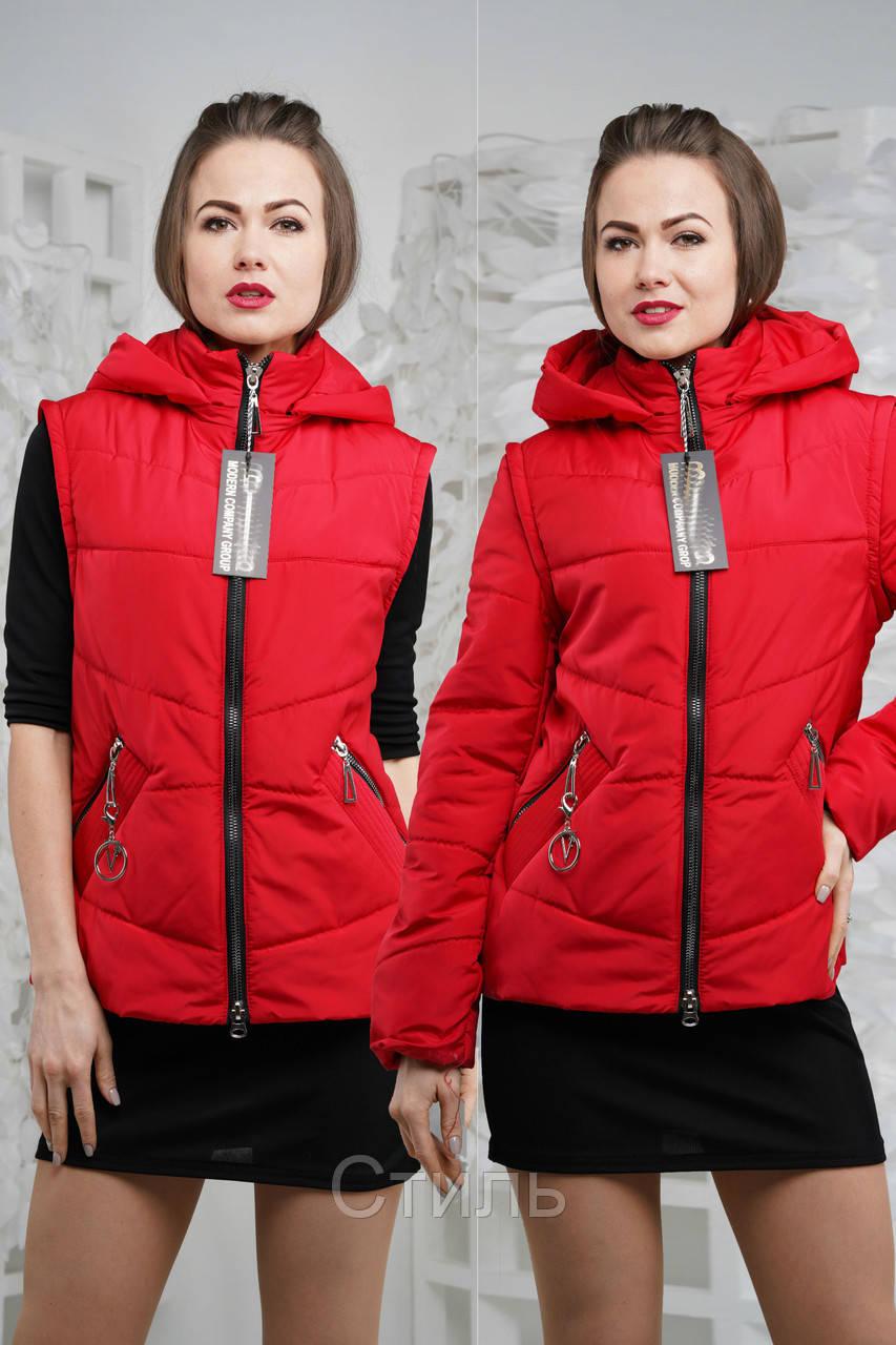 Красивые женские курточки демисезонные интернет магазин новинка