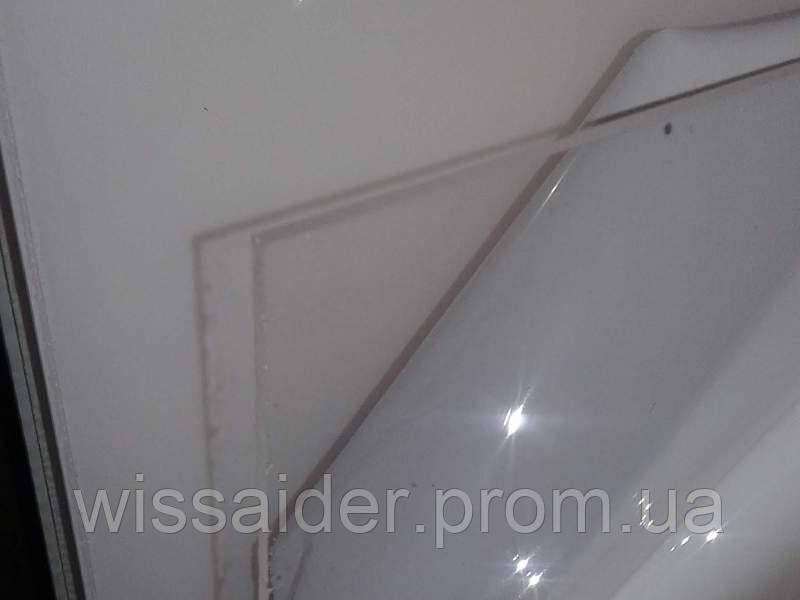 Листовой акрил (оргстекло) прозрачный. экструзия. 3,0мм. (1023мм х 1523мм = 1,56м2)