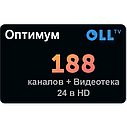 Подписка на OLL TV пакет «Оптимум» на 6 месяцев, фото 2