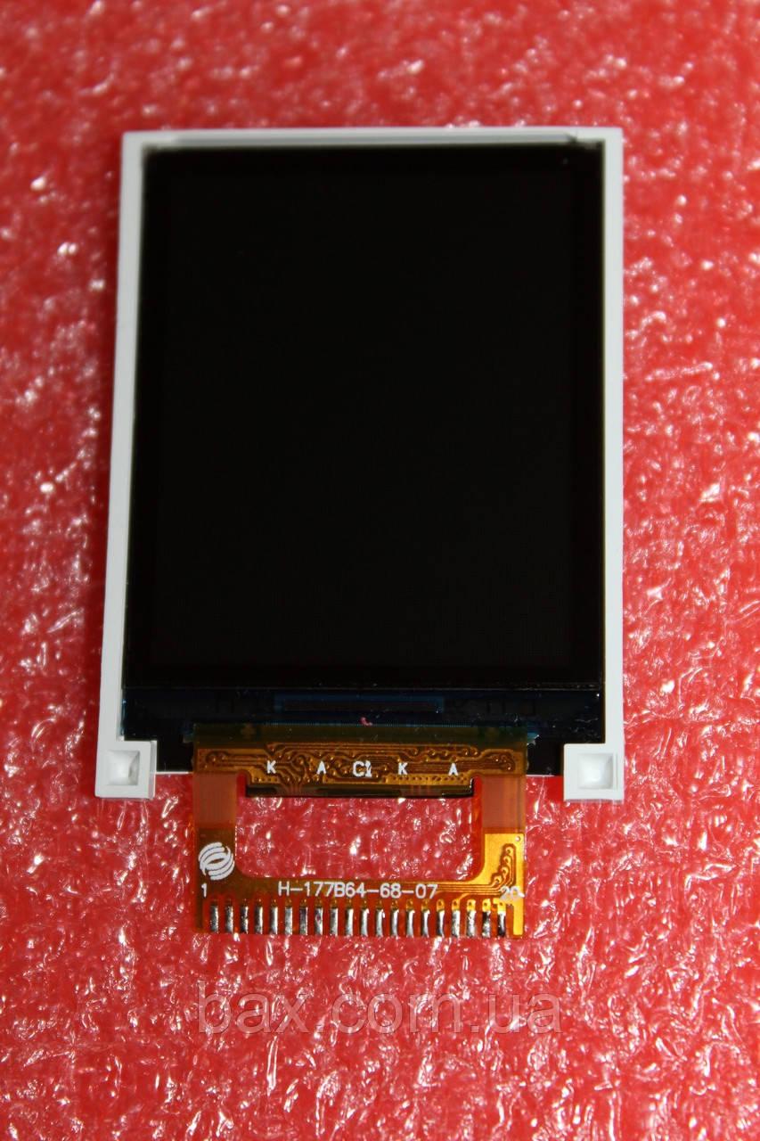 Ergo F185 дисплей (оригинальный) H-177B64-68-07; PCBA-QTB1D8039-A6; PCBA-QTB1D8039-A0