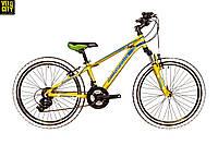 """Велосипед Mascotte Phoenix 24"""" зеленый, фото 1"""