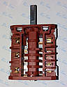 Переключатель для конфорок плиты Гретта, Норд, Ардо. 7-ми позиционный (Турция), фото 3