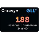 Подписка на OLL TV пакет «Оптимум» на 12 месяцев, фото 2